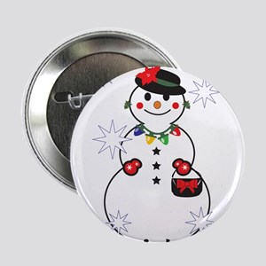 "Merry Christmas! 2.25"" Button"