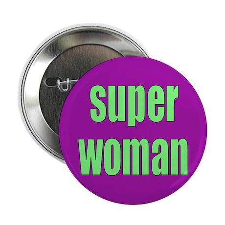 super woman... Button