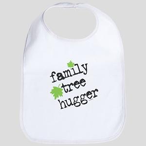 Family Tree Hugger Bib