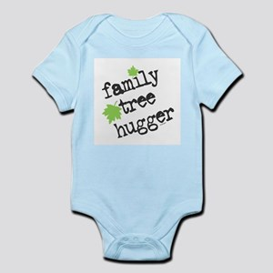 Family Tree Hugger Infant Creeper