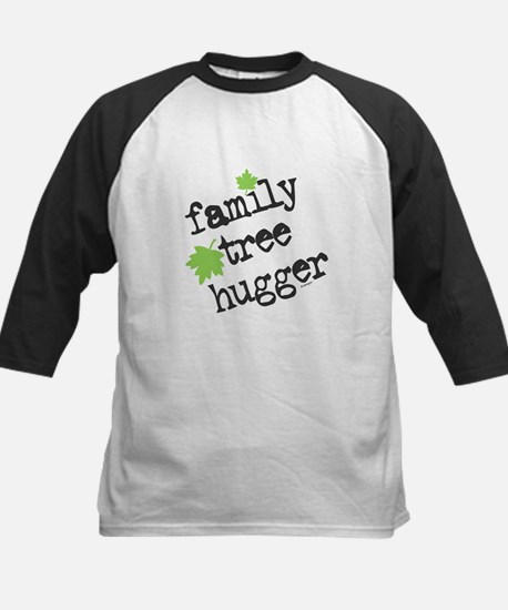 Family Tree Hugger Kids Baseball Jersey