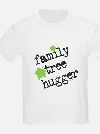 Family Tree Hugger Kids T-Shirt