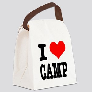 CAMP Canvas Lunch Bag