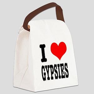 GYPSIES Canvas Lunch Bag