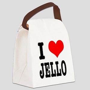jello Canvas Lunch Bag