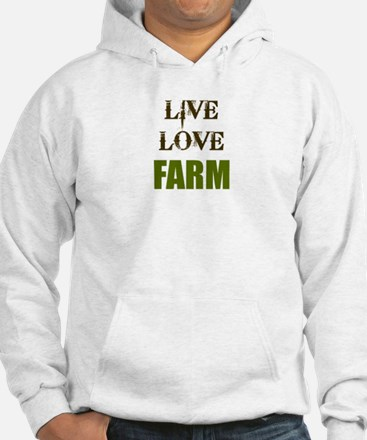 LIVE LOVE FARM (only) Hoodie