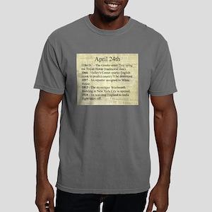 April 24th Mens Comfort Colors Shirt