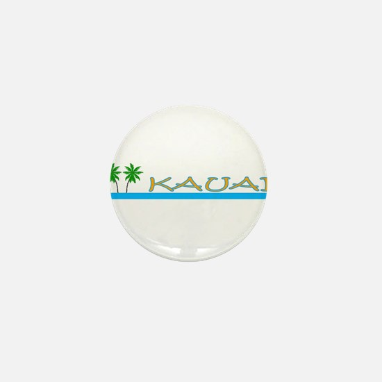 Unique Kauai Mini Button