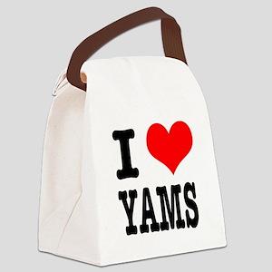 YAMS Canvas Lunch Bag