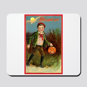 Trick or Treating Mousepad