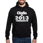 Class of 2013 Hoodie (dark)
