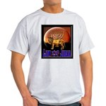 Lion of Judah 9 Ash Grey T-Shirt