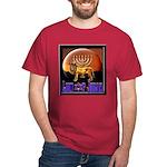 Lion of Judah 9 Black T-Shirt