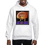 Lion of Judah 9 Hooded Sweatshirt