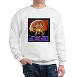 Lion of Judah 9 Sweatshirt