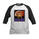 Lion of Judah 9 Kids Baseball Jersey