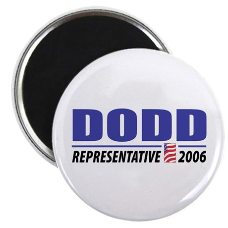 "Dodd 2006 2.25"" Magnet (100 pack)"