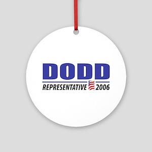 Dodd 2006 Ornament (Round)