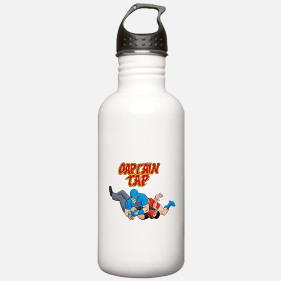Captain Tap Water Bottle