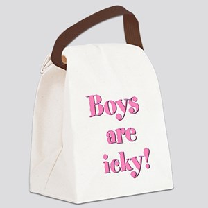 boys r icky Canvas Lunch Bag