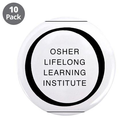 """OLLI 3.5"""" Button (10 pack)"""