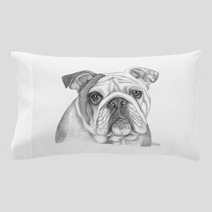 English Bulldog Pillow Case