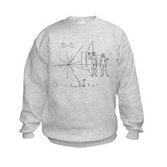 Pioneer Plaque Sweatshirt