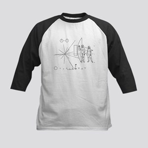 Pioneer Plaque Kids Baseball Jersey