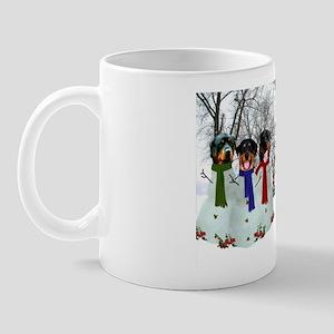 Rotties Holiday Mug