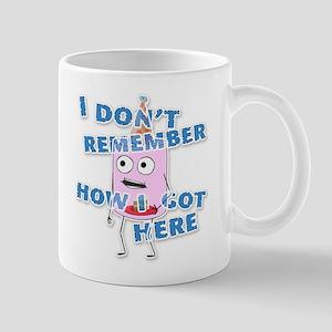 I Don't Remember Mug