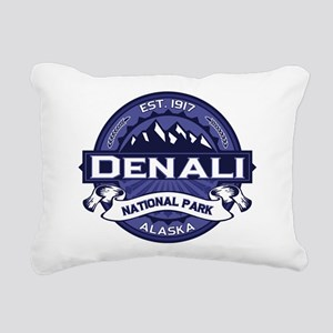 Denali Midnight Rectangular Canvas Pillow