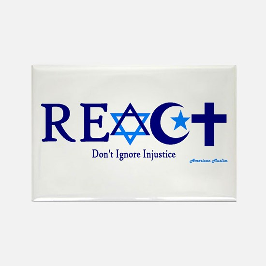 reACT Rectangle Magnet