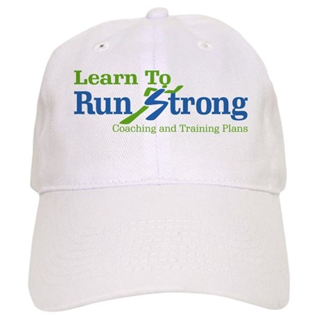 Learn To Run Strong Cap