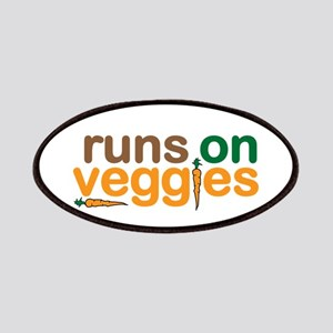 Runs on Veggies Patches