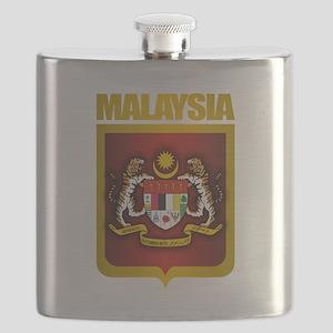 Malaysia Gold Flask