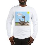 Rattlesnake Popularity Long Sleeve T-Shirt