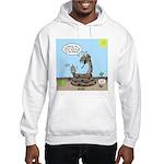 Rattlesnake Popularity Hooded Sweatshirt