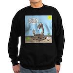 Rattlesnake Popularity Sweatshirt (dark)