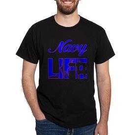Navy Life T-Shirt