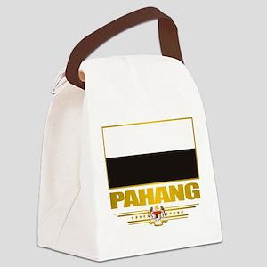Pahang (Flag 10)2 Canvas Lunch Bag