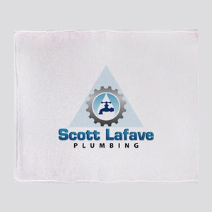 SLP Throw Blanket