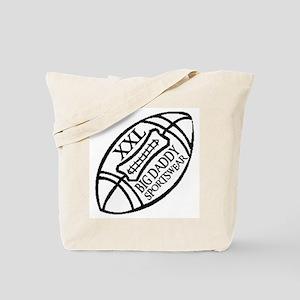 BIG DADDY XXL FOOTBALL Tote Bag