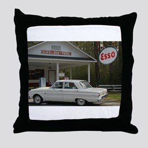 Esso Expresso Throw Pillow