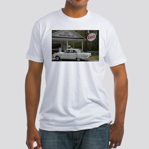 Esso Expresso Fitted T-Shirt
