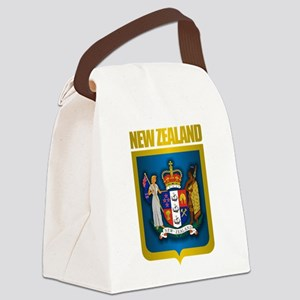 New Zealand Gold Canvas Lunch Bag