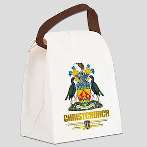 Christchurch (Flag 10) 2 Canvas Lunch Bag