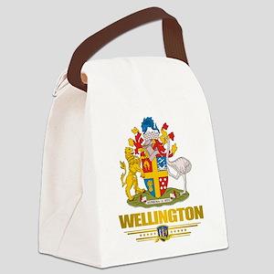 Wellington (Flag 10) 2 Canvas Lunch Bag