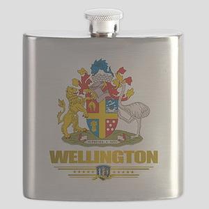 Wellington (Flag 10) 2 Flask