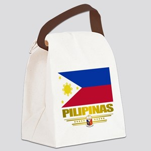Philippines (Flag 10) 2 Canvas Lunch Bag