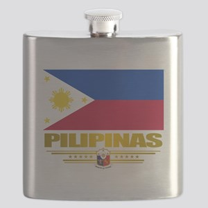 Philippines (Flag 10) 2 Flask